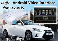 China É a relação 2012-2017 video de Lexus com a caixa Mirrorlink Android 6,0 de GPS Navi fábrica